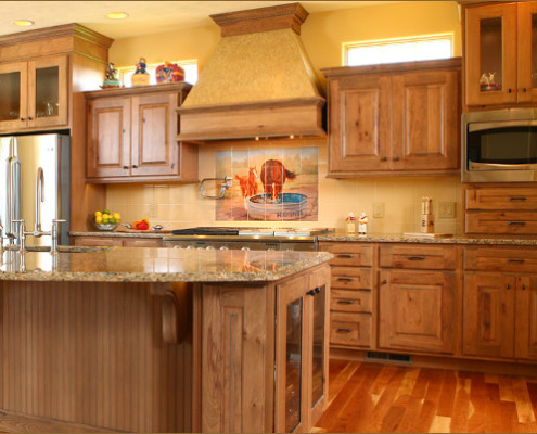 Custom Cupboards - Heartland Country